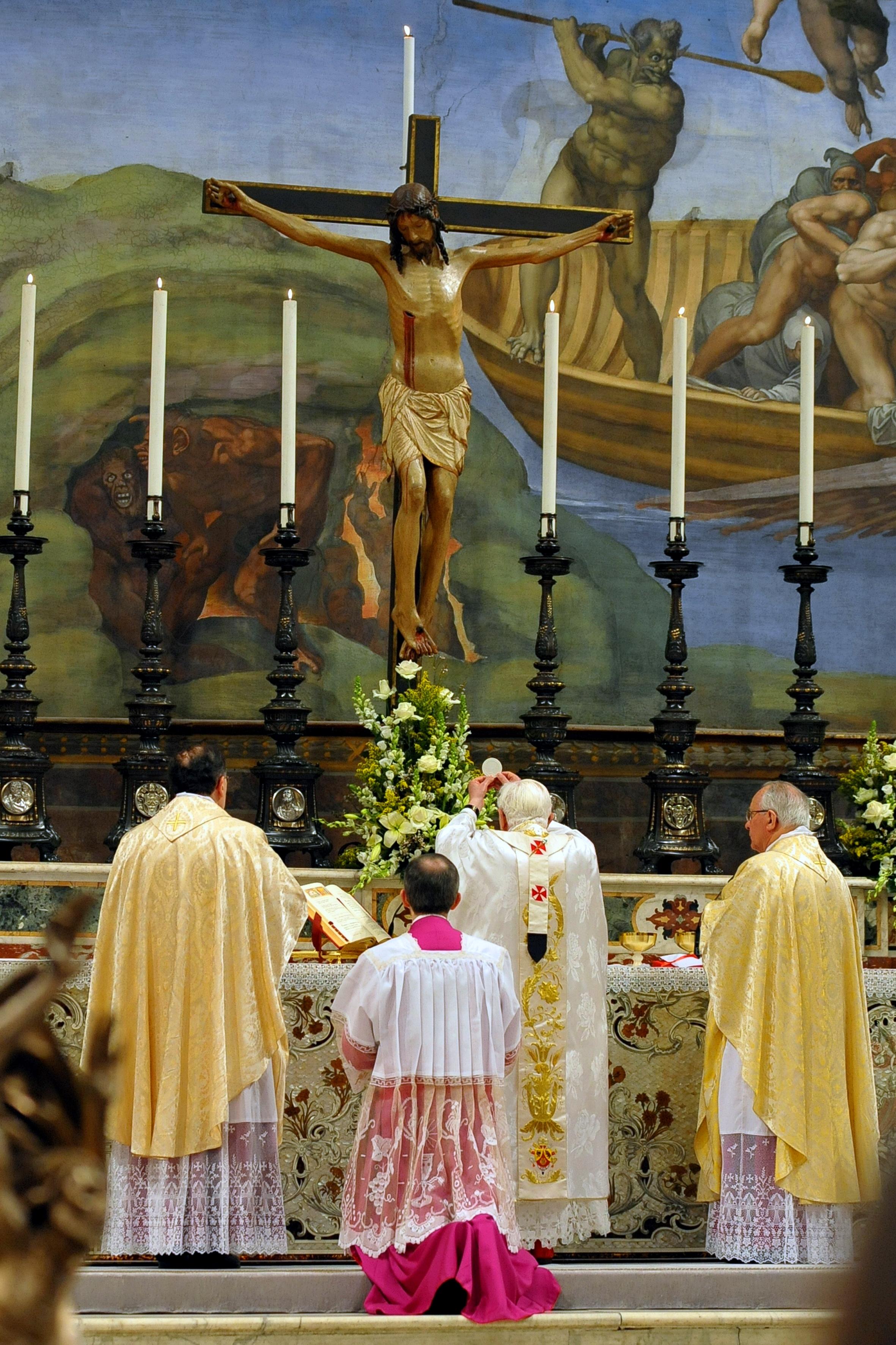Di Tommaso Arredamenti Ostia la dottrina eucaristica in san tommaso e nel concilio di
